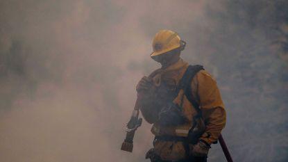 """Brandweerman doorprikt complottheorieën over verwoestende bosbrand in Californië: """"Het is gewoon onzin"""""""