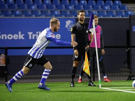 Bekerduel FC Eindhoven heeft extra lading voor Bourdouxhe: 'FC Emmen ontnam me mijn eredivisiedebuut'