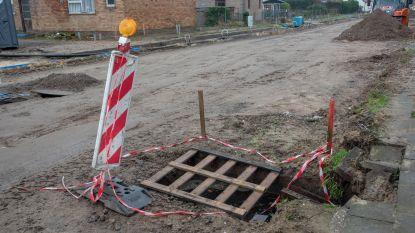 Steentjesstraat gaat open (en begin augustus weer dicht)