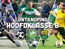 Spanning is te snijden: Brabantse titelkandidaten zaterdagavond in actie