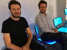 Designers van Ontwerpstudio Vouw: 'Mensen verslaafd aan elkaar maken'