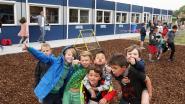 Kinderen gemeenteschool Vinderhoute starten laatste deel schooljaar in noodschool