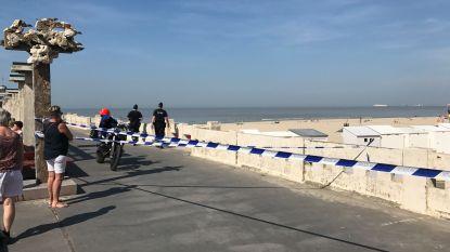 Lichaam gevonden aan pier in Blankenberge, strand afgesloten