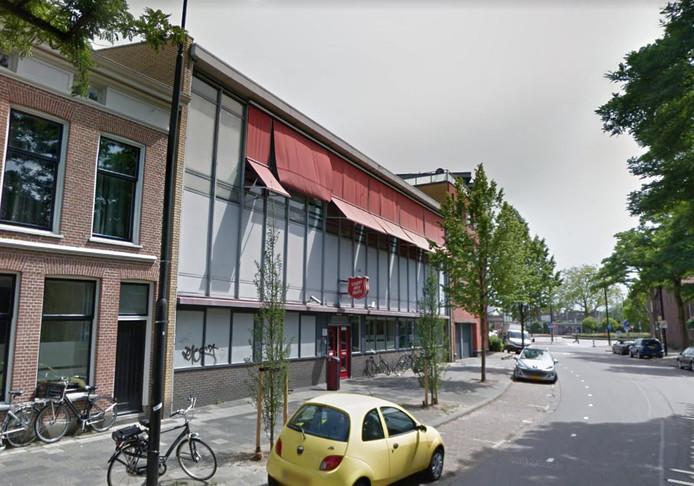 De vestiging van het Leger des Heils aan de Dubbeldamseweg Noord wordt gesloten.