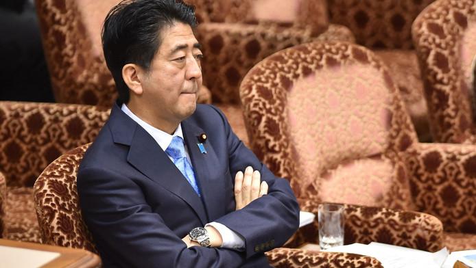 Onder anderen de Japanse premier Shinzo Abe was slachtoffer van de Amerikaanse spionage.