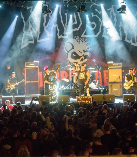 Scheurende gitaren en motoren tijdens festival Faster and Louder in Eindhoven