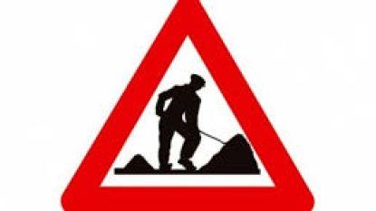 Kruispunten aan A. Cleynhenslaan en Roggestraat volledig afgesloten wegens rioleringswerken