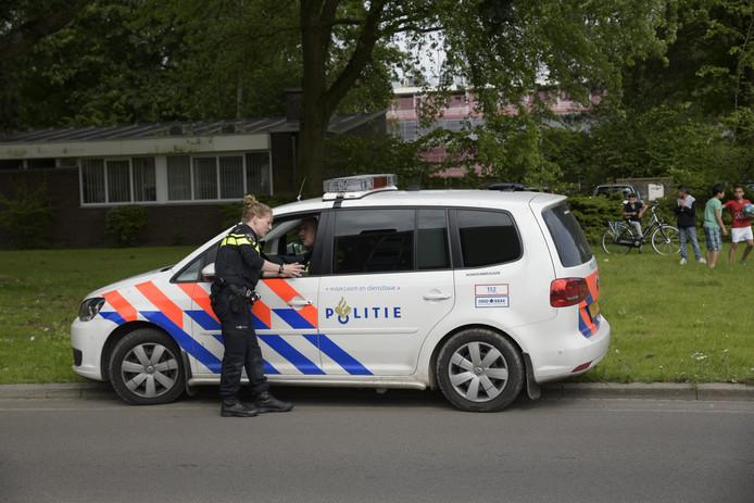 Er zouden enkele personen gewond zijn geraakt in Breda.