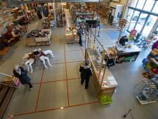 Meeste kringloopwinkels in de polder gesloten, kringloopwinkel in Kampen en Lelystad wel open