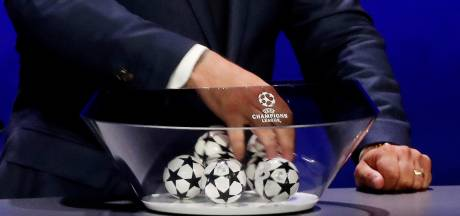 Diverse krakers op het programma in de Champions League na loting