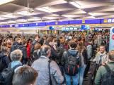 Het is té druk op station Zwolle
