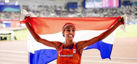 Sifan Hassan opnieuw Nederlandse atlete van het jaar