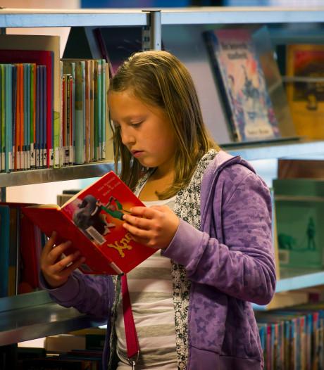 In al die bibliotheken gebeurt alles, hoe klein en onvolledig ook