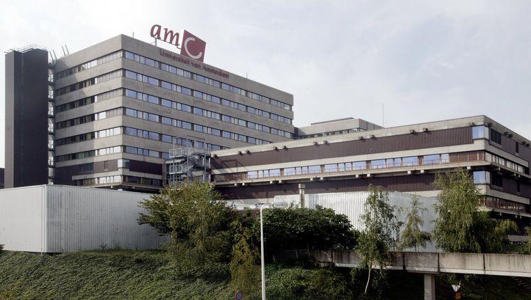 Marcel Levi, bestuursvoorzitter van het AMC, verdient van alle zorgbestuurders het meest: 333.704 euro. Beeld anp