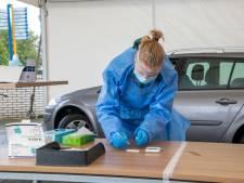 Commerciële teststraten in de regio: omrijden voor een goedkopere test