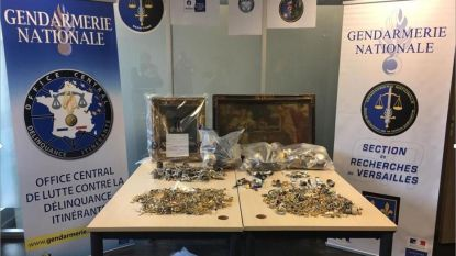 Antwerpse  juwelier smelt goud van 400 inbraken door Albanese bende