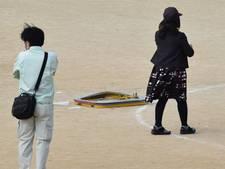 VS houdt legerheli's in Japan aan de grond na verwonden jongetje