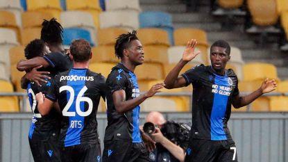 Eén buis en de invallers als uitblinkers: dit zijn onze punten na bewogen avond Club Brugge