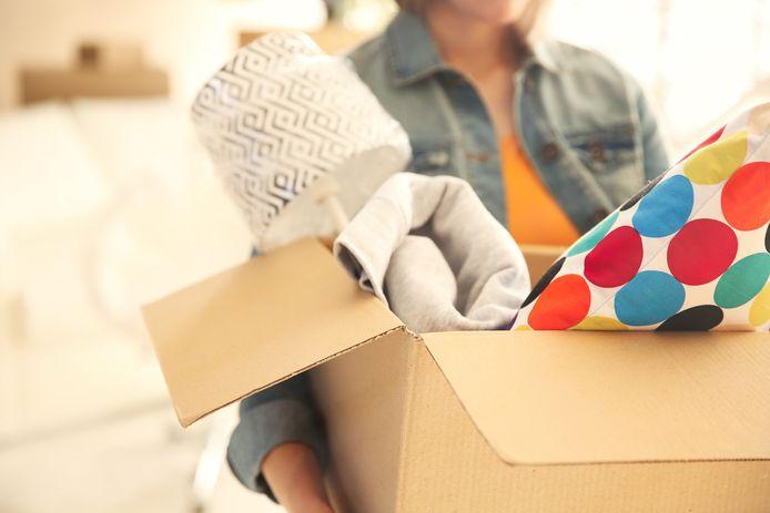 Veel mensen die willen of moeten verhuizen, komen niet aan een nieuwe woning.