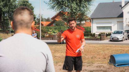 IN BEELD. Lommelaar Henny Seroeyen daagt Special Olympiërs in thuisdorp uit