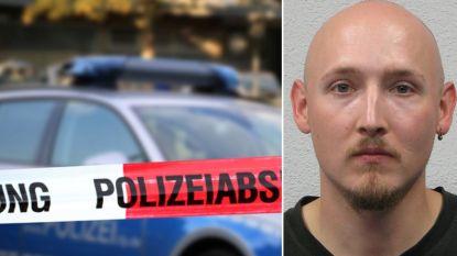 Duitse politie houdt klopjacht op gewapende man (31) in Zwarte Woud die vier agenten ontwapende