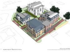 Plannen voor een appartementenvilla en koetshuis bij het oude gemeentehuis in Beek komen steeds dichterbij