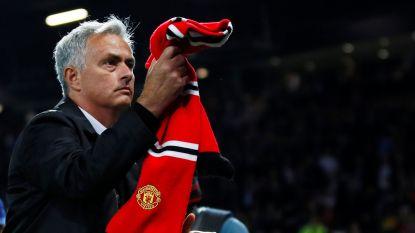 VIDEO. Man United steunt Mourinho na slechtste start in 26 jaar, maar 'The Special One' bewijst aan eind van persbabbel wel dat ploeg op tijdbom zit