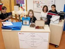 52 Raalter leerlingen verkopen als echte ondernemers eigengemaakte spullen via de schoolwebwinkel