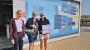 Maggy uit Ninove is 10.000 bezoeker Nieuwpoortse doe-expo over stormvloedkering