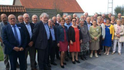 70-jarigen uit Zomergem vieren samen hun verjaardag
