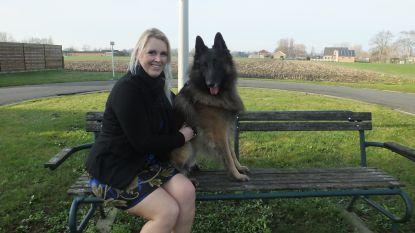 Dierenvriend Nancy Haerinck (32) doet oproep om op Nieuwjaar geluidsarm vuurwerk af te steken