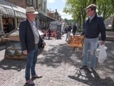 Mosmans gelooft in wonderen, 'het is weer druk in Veere'