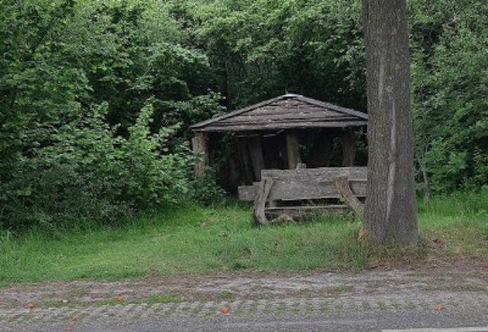 In beide gevallen trok de aanrander zijn slachtoffer de bosjes in ter hoogte van een houten zogenaamde schuilhut.