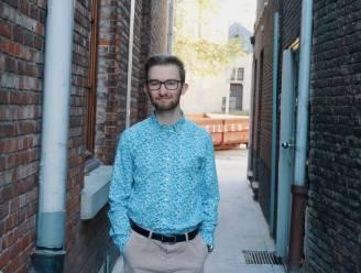 """Jordy Kunnen wordt met 22 lentes jongste gemeenteraadsvoorzitter in Vlaanderen: """"Ik wil jongeren dichter bij politiek brengen"""""""