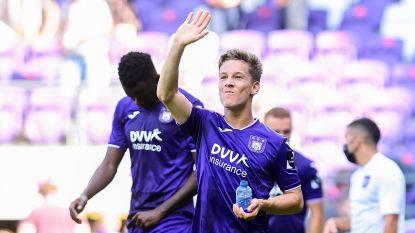 LIVE. Droomstart voor Anderlecht: Trebel jaagt 0-1 al na twee minuten voorbij Jackers!