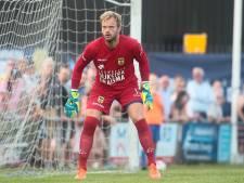 Voormalig FC Twente-doelman Stevens is na malheur klaar voor de mooie jaren