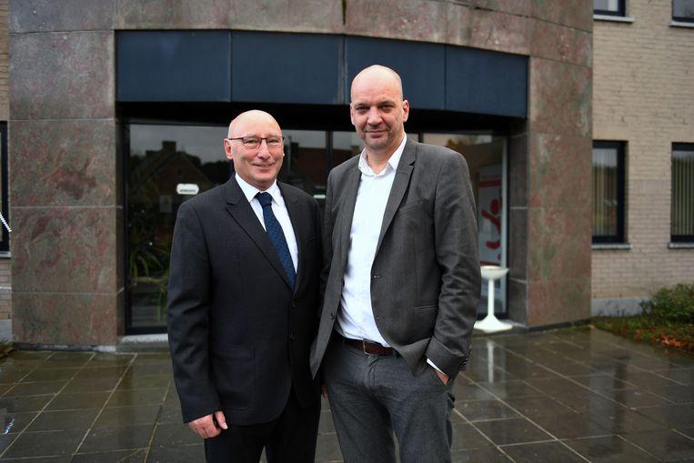 Het duo Adri Daniels-Bart Clerckx dat de gemeente vanaf januari 2019 zes jaar zal leiden.