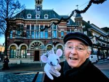 Poppenspeler Koos Wieman zit 40 jaar in het vak: 'Ik wil doorgaan totdat het niet meer gaat'