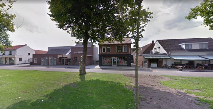 Museum Techniek met een Ziel aan de Dorpsstraat in Neerkant.
