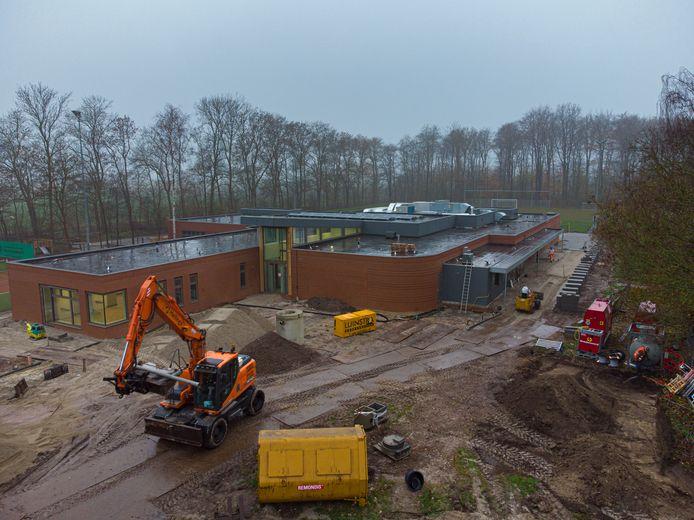 De nieuwe multifunctionele accommodatie Het Klavier in Rutten wordt in december opgeleverd.