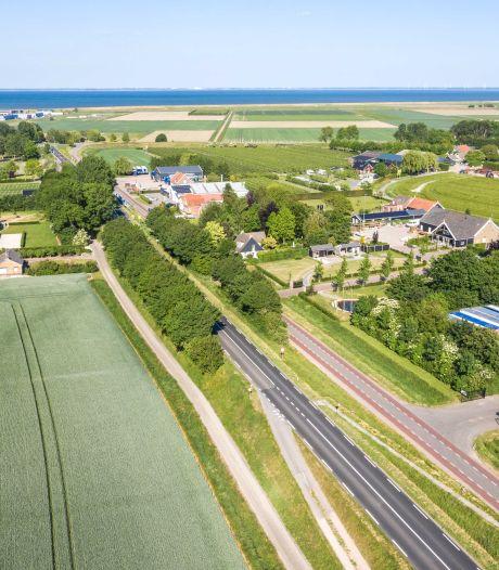 Zanddijk verdeelt Reimerswaal tot op het bot