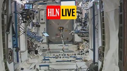 HLN LIVE. De Crew Dragon is aangekomen: volg hier hoe de astronauten aan boord gaan van ruimtestation ISS