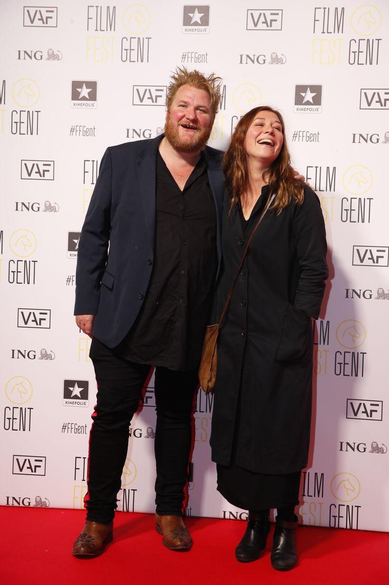 Dominique Van Malder en partner