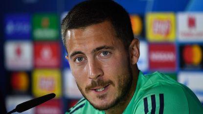 """Ontspannen Eden Hazard maakt zich geen zorgen: """"Ik weet dat ik goed kan voetballen, de goals zullen komen"""""""