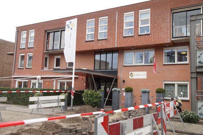 Woonzorgcentrum Eekhof in Kaatsheuvel.