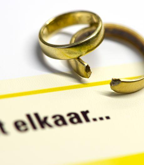 Belastingdienst waarschuwt mensen die in scheiding liggen