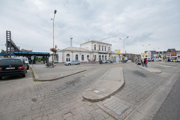 Het stationsplein in Lier krijgt binnen enkele jaren een serieuze upgrade.
