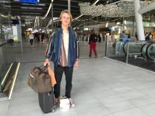 De Rolkoffer: Janek (21) is nét terug van vijf weken lesgeven op een zeilkamp