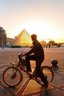 Parijs verandert in één grote stiltezone