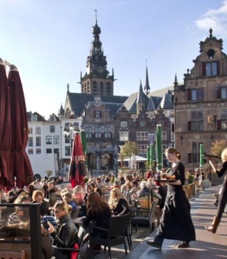 Nijmegen vanaf mei weer zomerhoofdstad